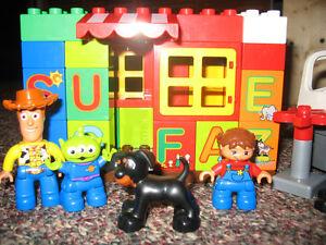 Kit Duplos battery trains - Cars - Bob the builder - Toys Story Gatineau Ottawa / Gatineau Area image 5