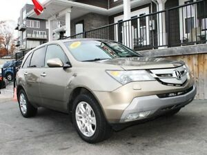 2009 Acura MDX Tech / 3.7L V6 / Auto / AWD **Affordable**