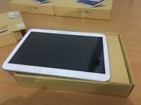 Boxed Samsung Galaxy Tab 3 cellular tablet (10.1, cellular and Wi-Fi, 16GB) unlocked 16GB grade A+