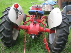 Ford 9 N tractor  $2200   reduced