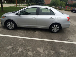 2009 Toyota Yaris Sedan Power Windows Safety and Emission is Don