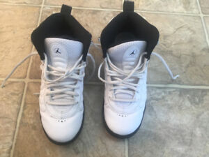 Youth size 6 Air Jordan's
