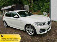 2015 BMW 1 Series 118i M SPORT HATCHBACK Petrol Manual