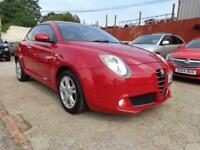 2011 Alfa Romeo MiTo 1.4 TB MultiAir Sprint 3dr Hatchback Petrol Manual