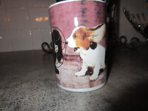 Stocking stuffer for the Basset Hound Owner - ADORABLE MUG