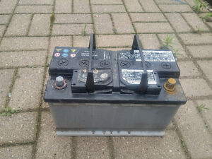 Truck or car battery
