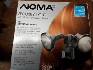NOMA Motion activated security light