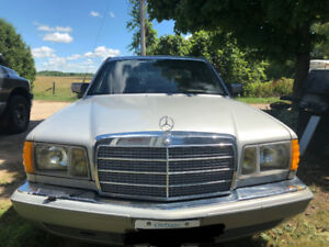 1983 Mercedes Benz 300SD