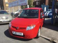 07 Proton Savvy 1.2 Street 5DR 65K, IDEAL FORST CAR HERE, COOL'ISH & CHEAP £795