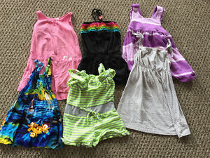 24 month and 2T girl summer clothing