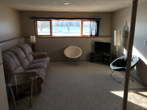 2 Bedroom Basement Suite for Rent May-August