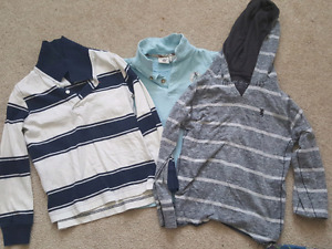 Boys size 4 shirts, good condition, $20 obo