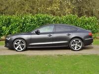 Audi A5 Sportback 3.0 TDi Quattro S Line Black Ed Ss 5dr DIESEL 2014/14