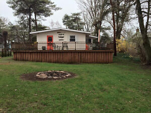Beautiful Lake View Cottage in Long Point on Lake Erie!
