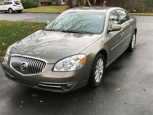 2011 Buick Lucerne CXL Sedan With Warranty and Winter Tires/Rims