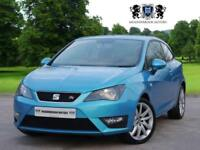 2015 15 SEAT IBIZA 1.2 TSI FR 3D 104 BHP,EXCELLENT CAR WITH AMAZING FINANCE DEAL