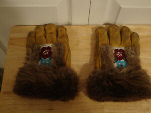 First Nations Handmade Gloves