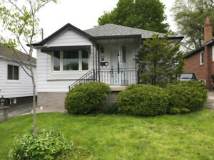 UNFURNISHED FULL HOUSE FOR RENT DANFORTH AVE. & BIRCHMOUNT