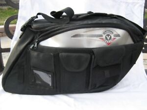Vulcan Nomad Saddle Bags