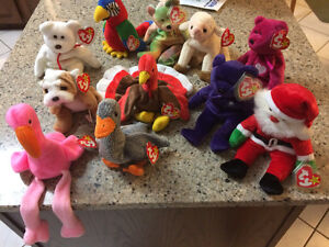 8393e434ec9 ty original beanie babies...large variety