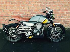 NEW Mondial Hipster 125 learner legal own this bike for only £16.83 a week