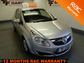Vauxhall Corsa 1.0i Life 3 Door - LOW INSURANCE / FINANCE FROM ONLY £18 PER WEEK