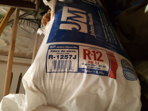 2 Bags R12 Insulation