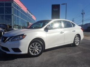 2017 Nissan Sentra SV ALLOYS AND SUNROOF