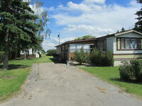 3 Bedroom Mobile Home for Sale in Redvers, SK.