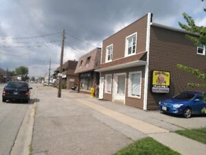 Small high-traffic commercial space in Welland, $475 +HST/month