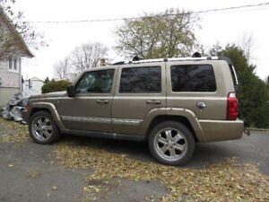 jeep commander limited 5,7 hemi
