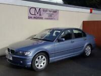 2003 BMW 3 Series 2.0 320d SE 4dr
