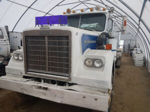 Western Star Tractor and Deck