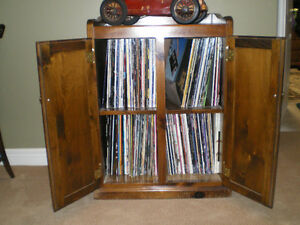 172  Vinyl Records - Mostly 70-80-90's Rock