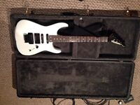 Jackson Fusion SS Professional Guitar Fender Amp Pedal and more