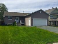 Move in ready Rancher 6993 Eugene Rd, PG, BC