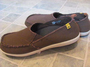 Men's Spenco Total Support Siesta Shoes – Size 8