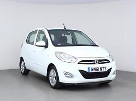 2011 HYUNDAI I10 1.2 Style GBP20 Tax Sunroof Low Miles 2 Owners