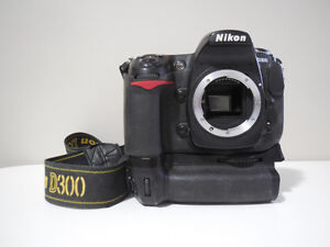 Nikon D300 Body For Sale - Used
