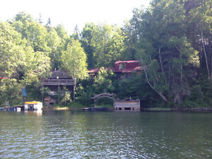"""Cottage for sale """"it's a fixer upper"""""""