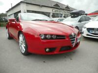 2008 Alfa Romeo Spider 2.2 JTS LIMITED EDITION Convertible with 53000m only 2 ow