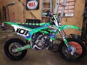 2016 Team green USA kx85