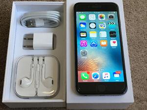 Apple iPhone 6 - 64GB Space Grey - Telus/Koodo MINT