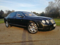 BENTLEY CONTINENTAL FLYING SPUR SORRY NOW SOLD BUT PLEASE ASK WE HAVE ANOTHER