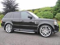 2010 Land Rover Range Rover Sport 3.0TD V6 HSE 245bhp 4x4