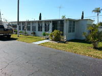 FOR SALE - Florida Mobile Home