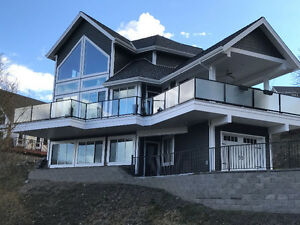 UNIQUE ..ONE OF KIND WATER VIEW HOME ON OKANAGAN LAKE ...KELOWNA