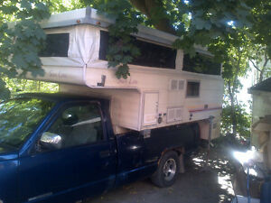Truck camper and all the accessories Peterborough Peterborough Area image 1