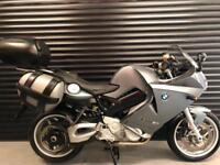 BMW F 800 ST ABS Full BMW Detachable Expandable Luggage
