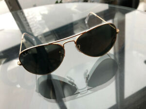 Genuine RayBan Aviator Sunglasses - just in time for Summer!
